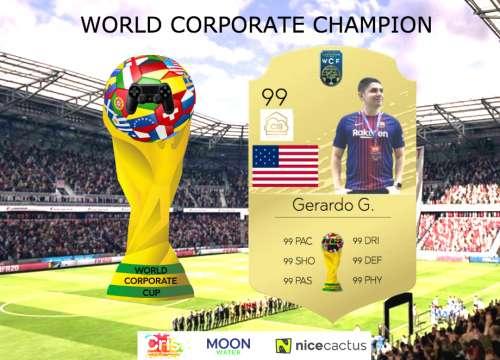 World Corporate Champion-WCC